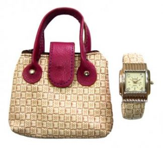 Zipper Purse Watches