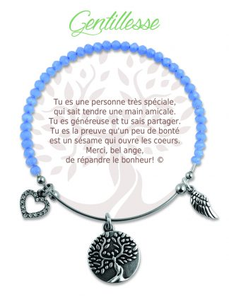 French Radiant Stone Bracelets